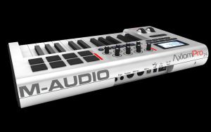 MAudio - Axiom Pro 25 Back by eRe4s3r