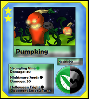 Pumpking (Adopt) by Dianamond