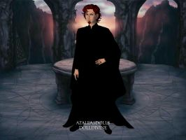 Halloween Series: Marty (Severus Snape) by Colleen15