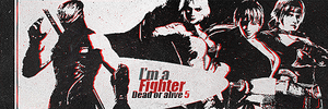 Dead Or Alive 5 - I'm a fighter by H-S93