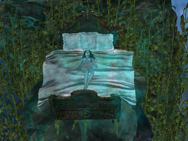 Asleep in the depths by tombraider4ever