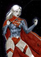 Supergirl by Miclix0458