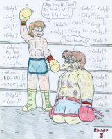 Boxing Cody vs Nelson Muntz by Jose-Ramiro