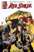 Red Sonja #1 variant cover by RobertHack