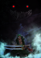 Zoro by owlburger
