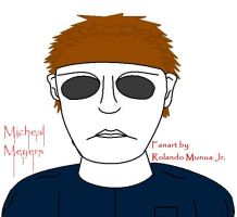 Micheal Meyers by DarkRoleX