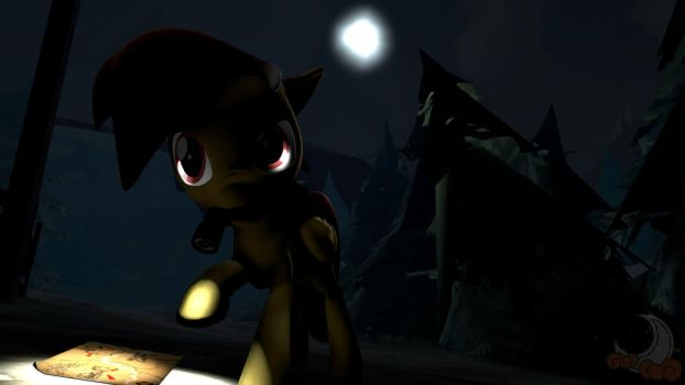 Recon at Midnight by AberrantPegasus
