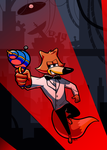 Spy Fox by nuxill