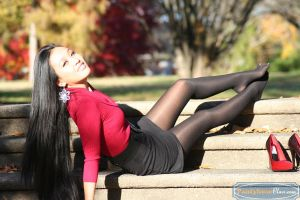 The Face of PantyhoseClass by PantyhoseClass