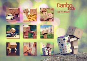 Danbo Icon by MilchToChi