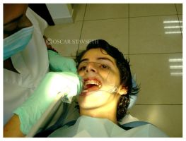 Lets Go To The Dentist by ravenius