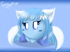 Snowdrop by cutekirby