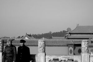 The Forbidden City by rakastajatar
