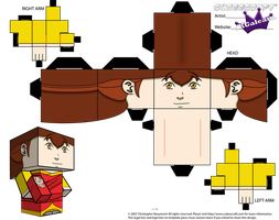Cubeecraft of Pema and Rohan Legend of Korra PT1 by SKGaleana