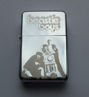BEASTIE BOYS - engraved lighter by Piciuu
