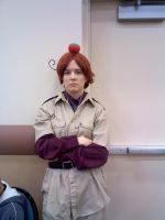 Romano cosplay... by ChibiYaoiPro
