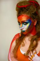 Gold Fish 1 by Pulse-Hair-Makeup