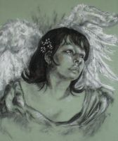 Angel. by hever