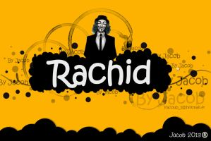 Rachid by Jacobdz