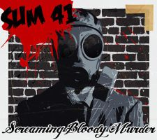 Sum 41 Album Cover by maxwood