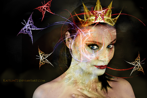 Fractal Queen by Kaitlin73