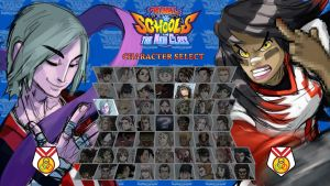 rival schools jam - character select3 by shoze