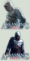Assassin's creed icons by potasiyam