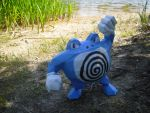 Poliwrath papercraft by TimBauer92