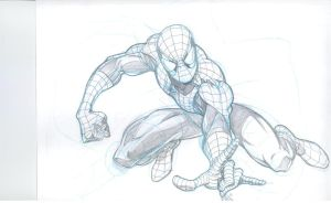 SPidey sketch 1 by bathill8