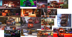 My Mater Wall Collage by TigerPrincessKaitlyn