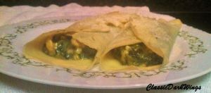 Chicken Florentine Crepes by ClassicDarkWings