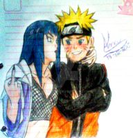 Road To NaruHina (colorful) by Ana901