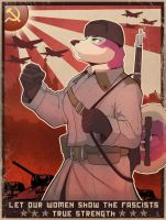 For the Motherland... by Scappo