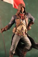 Assassin's Creed Unity Custom Statue. by Joker-laugh
