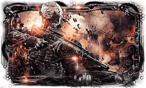 BlackOps Tag by CryoGfx