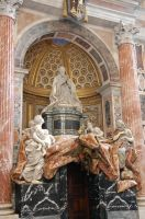 Rome - St Peter's Basilica 4 by Lauren-Lee