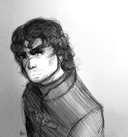 Tyrion Lannister by Smudgeandfrank