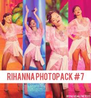 Rihanna Photopack #7 by passesallthetests
