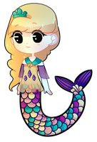 [TC6] Mermaid Adopt Auction [CLOSED] by Lizsi