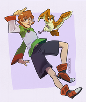 A Wild Pidge and Pidgey Appeared! by Yukino5241