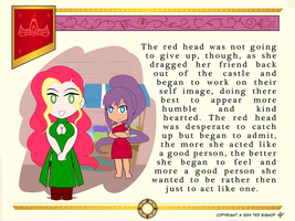 Another Princess Story - Trying to Keep Up by Dragon-FangX