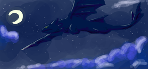 Toothless by Neptoona