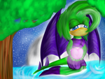 BG: Love is with you too by lifegiving