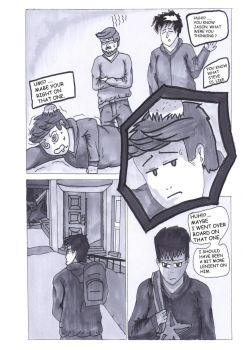 my first manga comic page 9 by sjbrown15