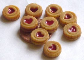 More Jammie Dodgers by CountessCocoFang