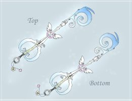 Kk+Keyblade Contest _1_ by Andoledius