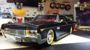 1966 Lincoln Continental by themodelist