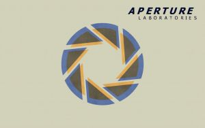 Aperture Retro by LordShenlong