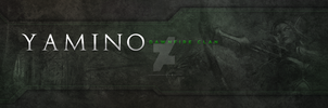 Yamino - Twitter Header by WhammoDesigns