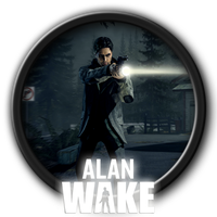 Alan Wake Icon by kodiak-caine
